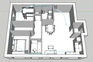 tubulatura ventilatie case